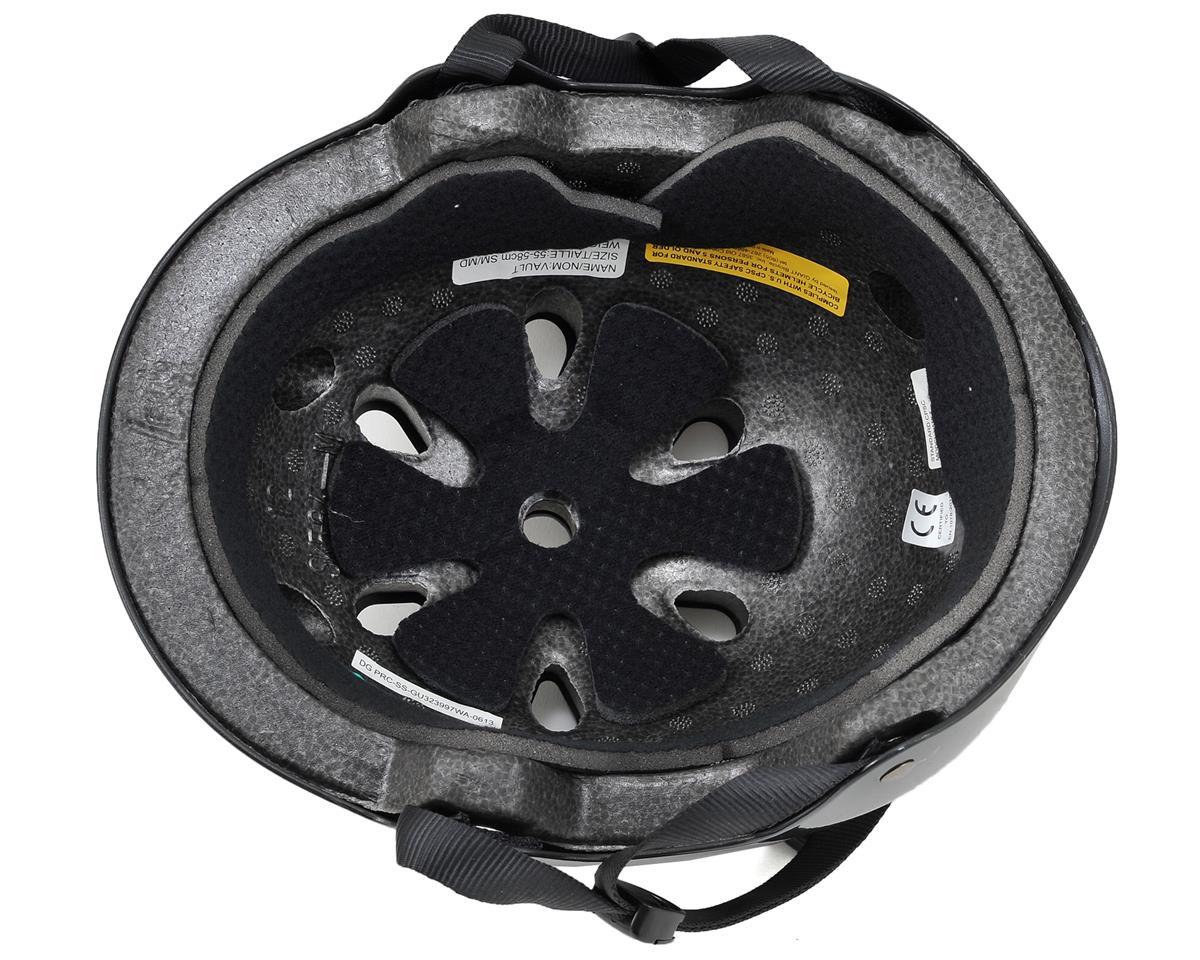 Giant Vault Helmet (Black/Black) (S/M)