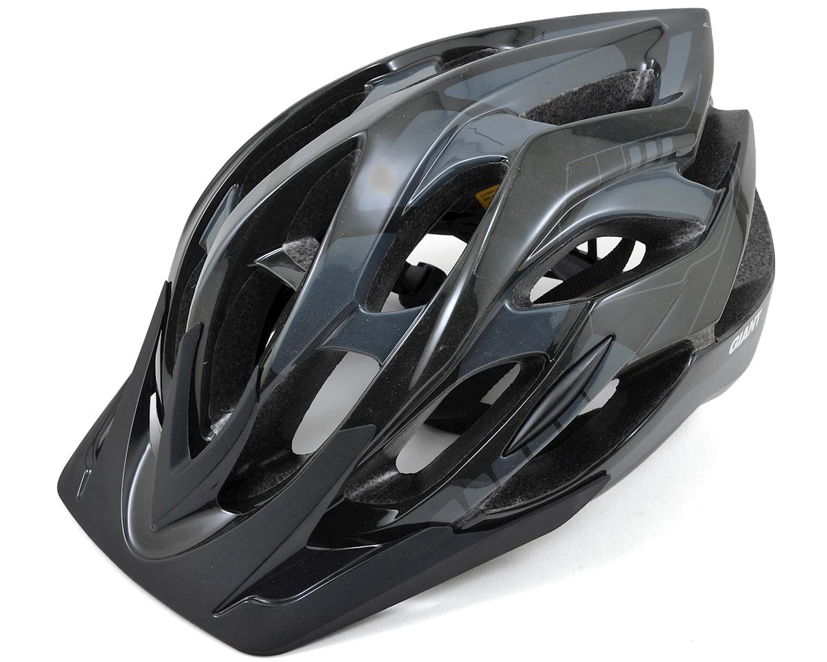 Giant Streak Helmet (Tech Black)