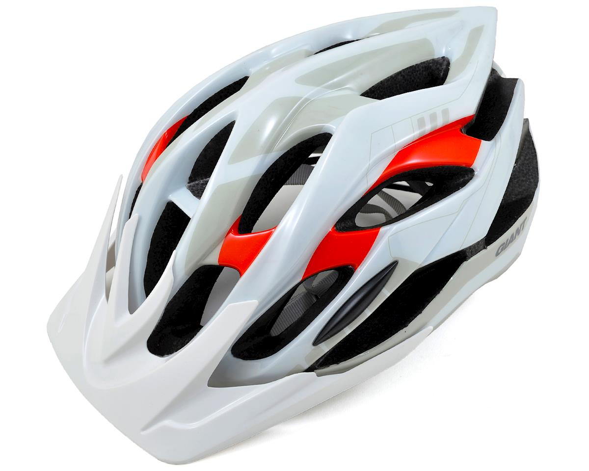 Giant Streak Helmet (Tech Red) (S)