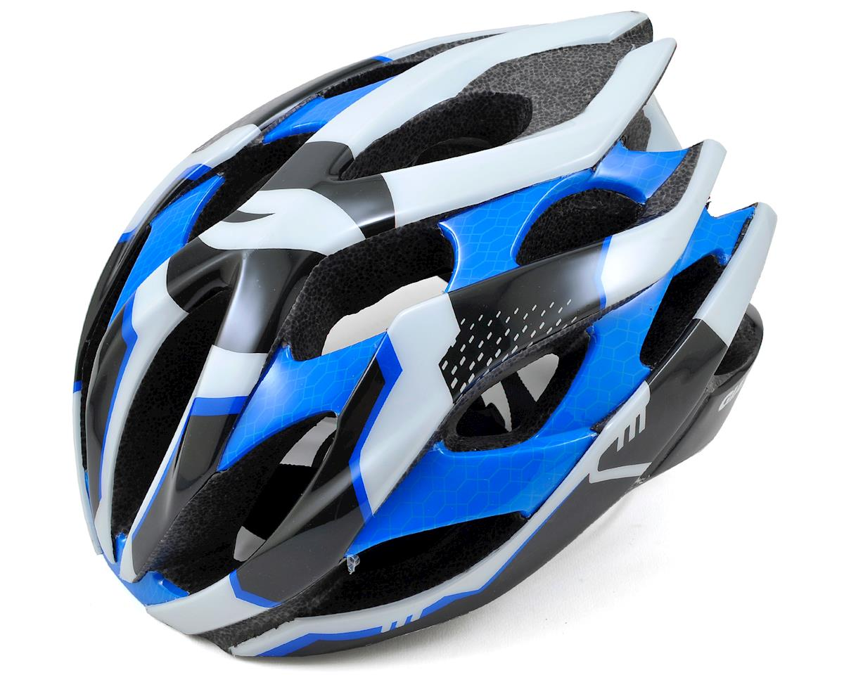 Giant Rev Cycling Helmet (Race Blue)