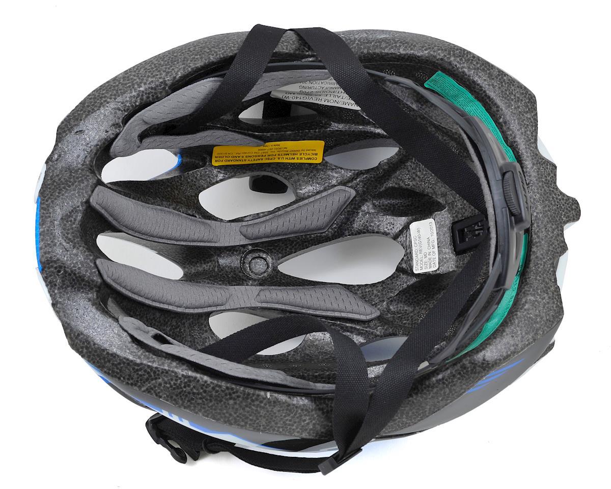 Giant Rev Cycling Helmet (Race Blue) (M)