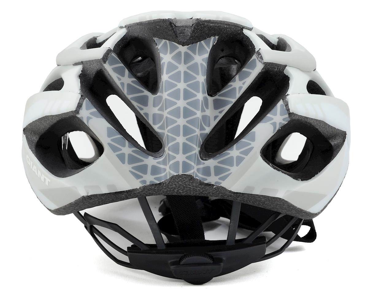 Giant Rev Cycling Helmet (Laser White) (L)