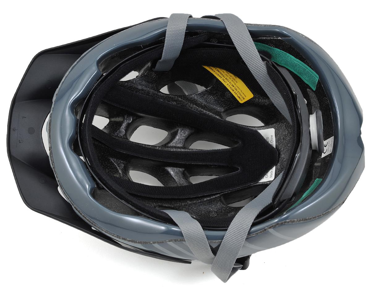 Giant Argus Helmet (Speed Charcoal) (One Size Fits Most)