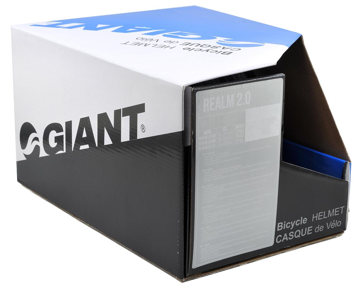 Giant Realm 2.0 Helmet (Charcoal Blast) (M)