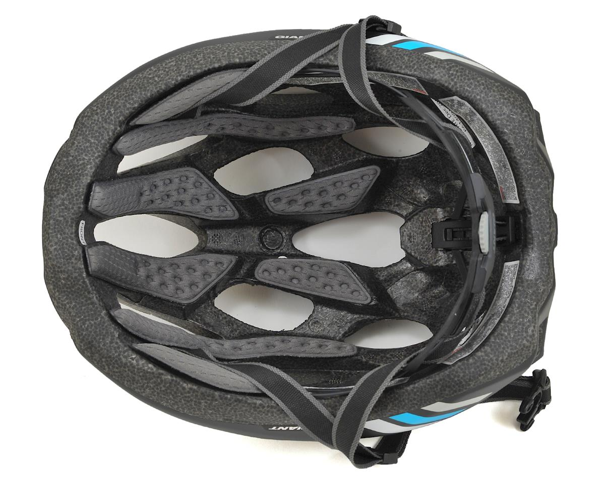 Giant Rev Cycling Helmet (Black) (M)