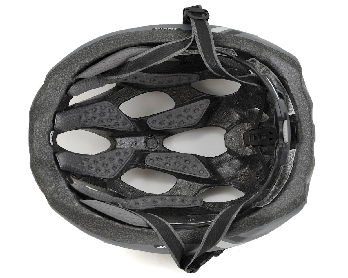 Giant Rev Cycling Helmet (Grey) (M)