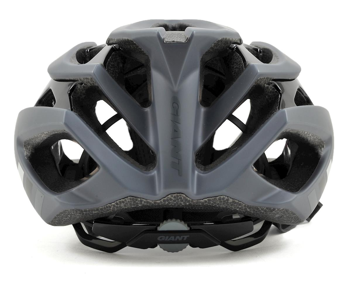 Giant Rev Cycling Helmet (Grey) (L)