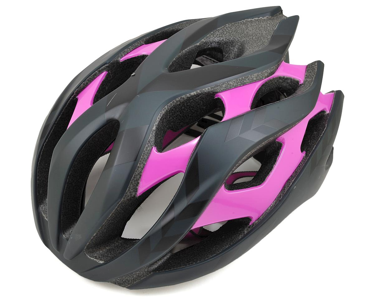 Rev Road Women's Cycling Helmet (Black/Purple)