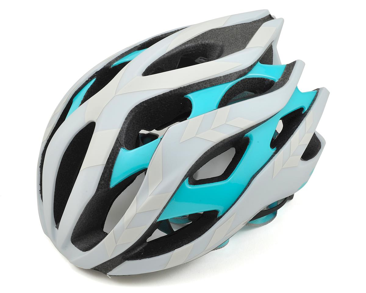 Rev Women's Cycling Helmet (White/Aqua)