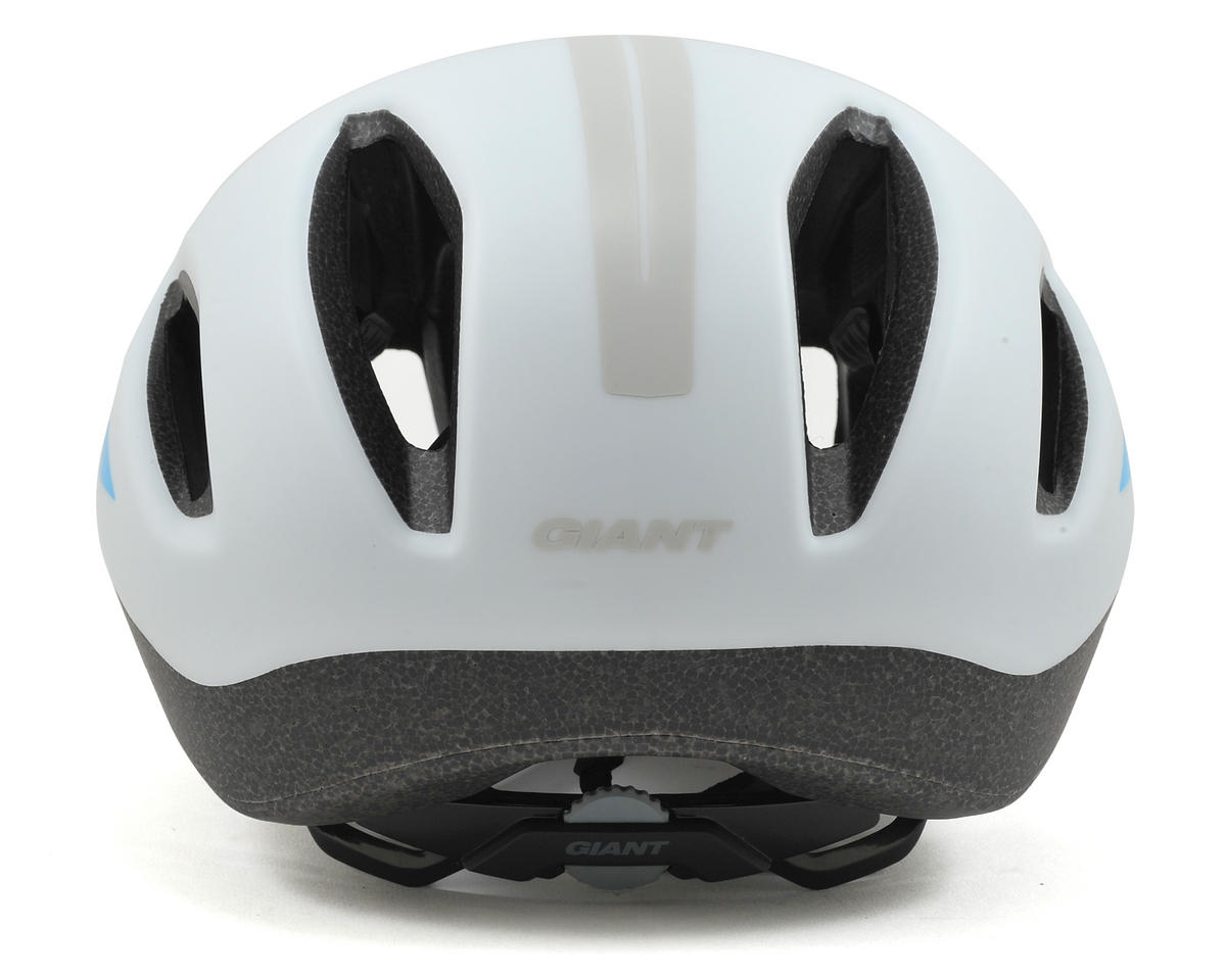 Giant Rivet Aero Road Helmet (White) (S)