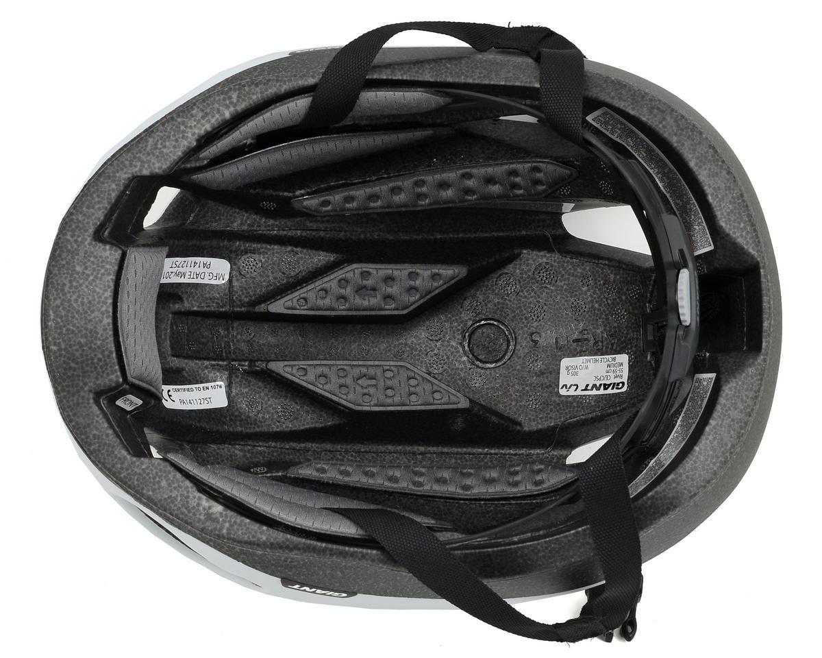 Giant Rivet Aero Road Helmet (White) (S)