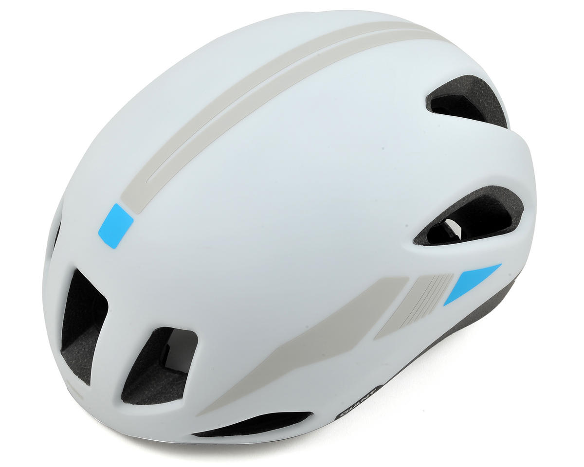 Giant Rivet Aero Road Helmet (White) (M)