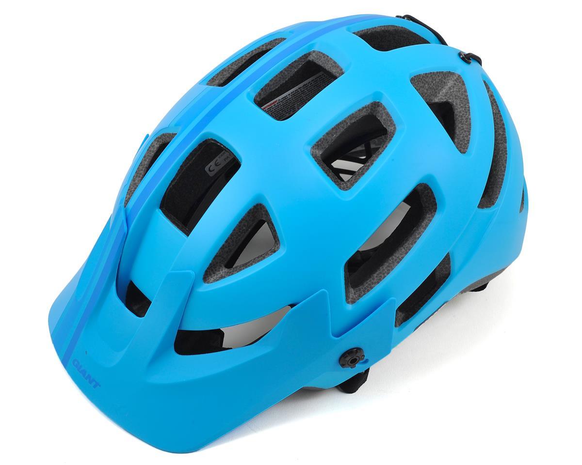 Giant Rail MTB Helmet (Cyan) (L)