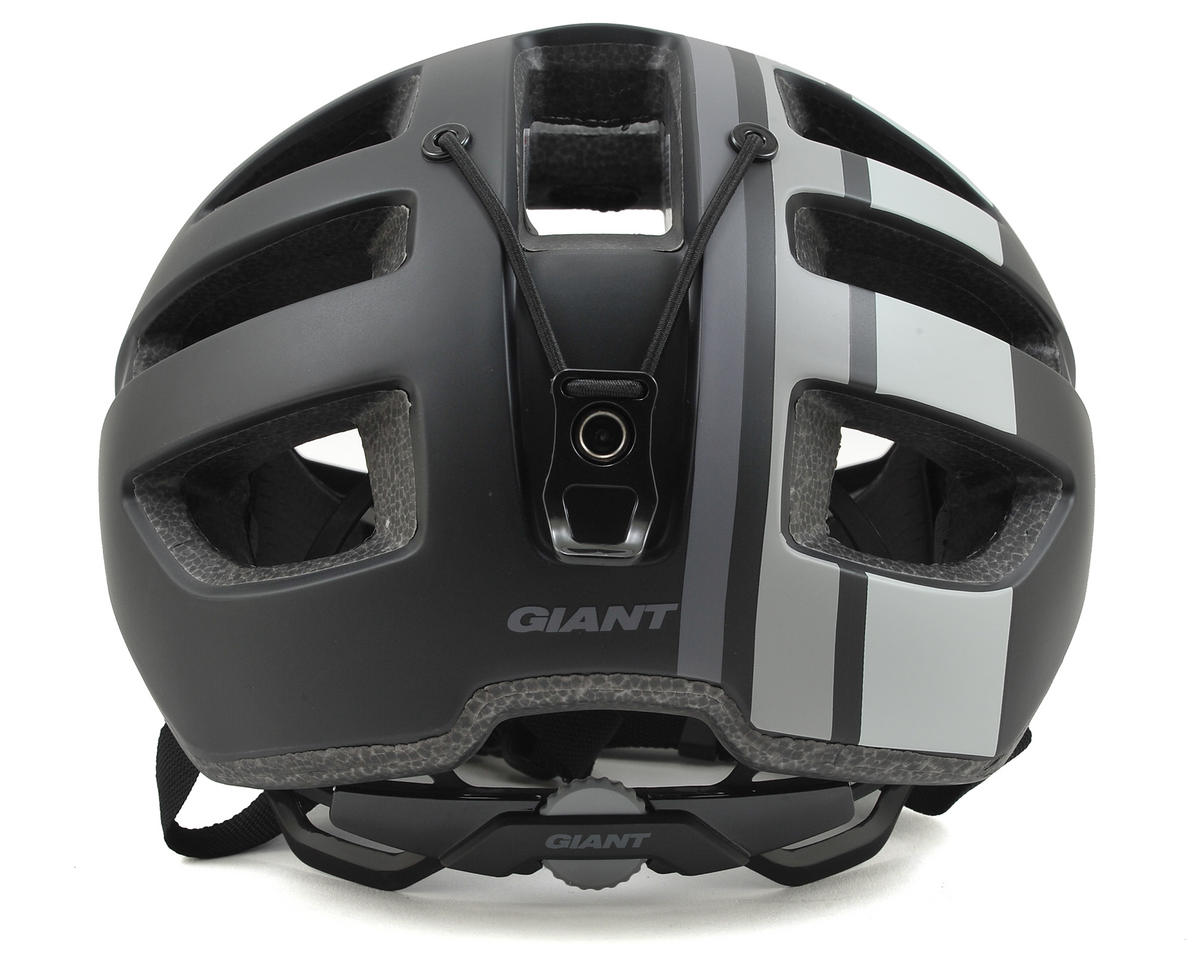 Giant Rail MTB Helmet (Black/Grey) (S)