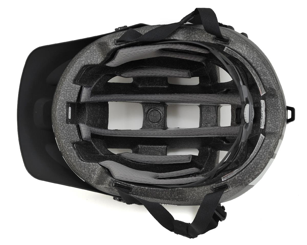 Giant Rail MTB Helmet (Black/Grey) (L)