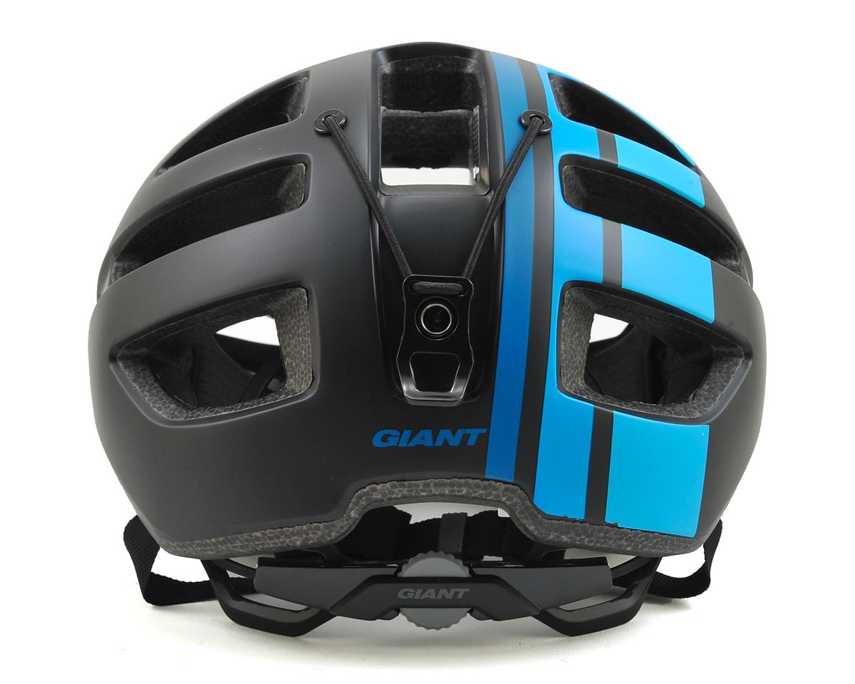 Giant Rail Helmet (Black/Blue) (M)