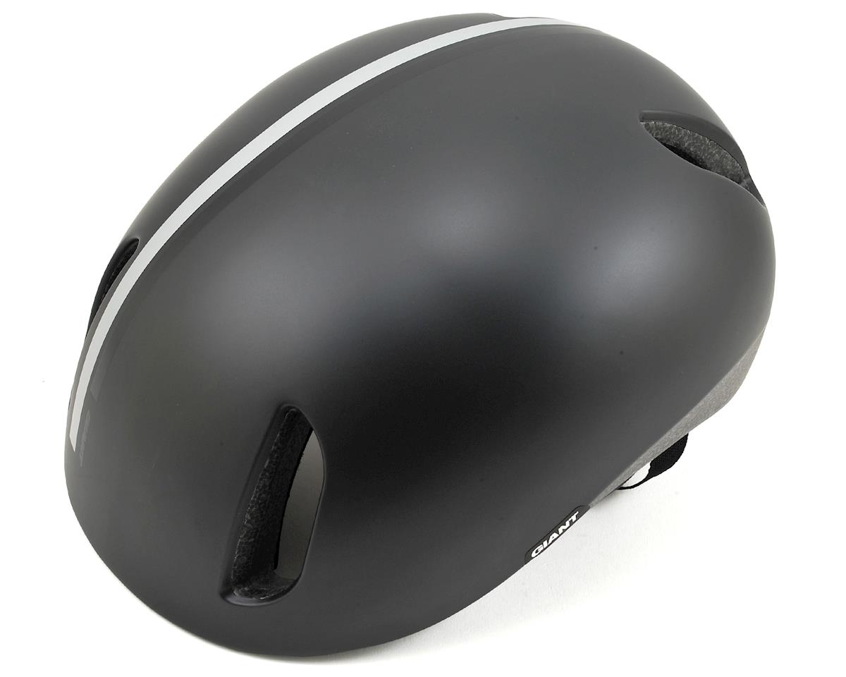 Giant District Urban Cycling Helmet (Black/Grey) (M)