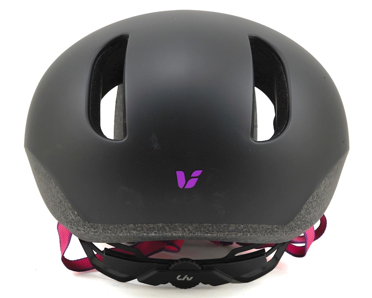 Liv/Giant Civita Women's Commuter Helmet (Black) (S)