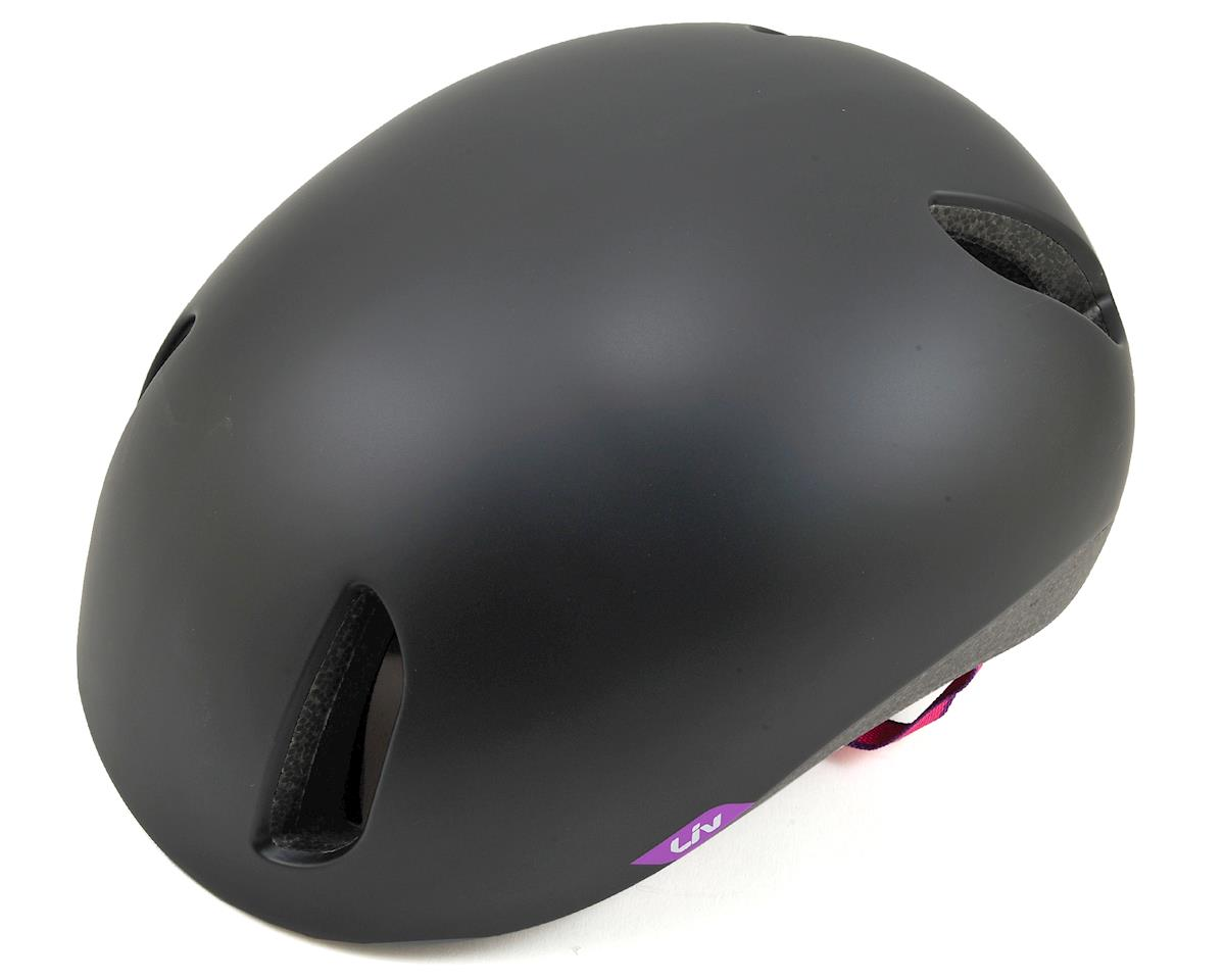 Liv/Giant Civita Women's Commuter Helmet (Black) (M)