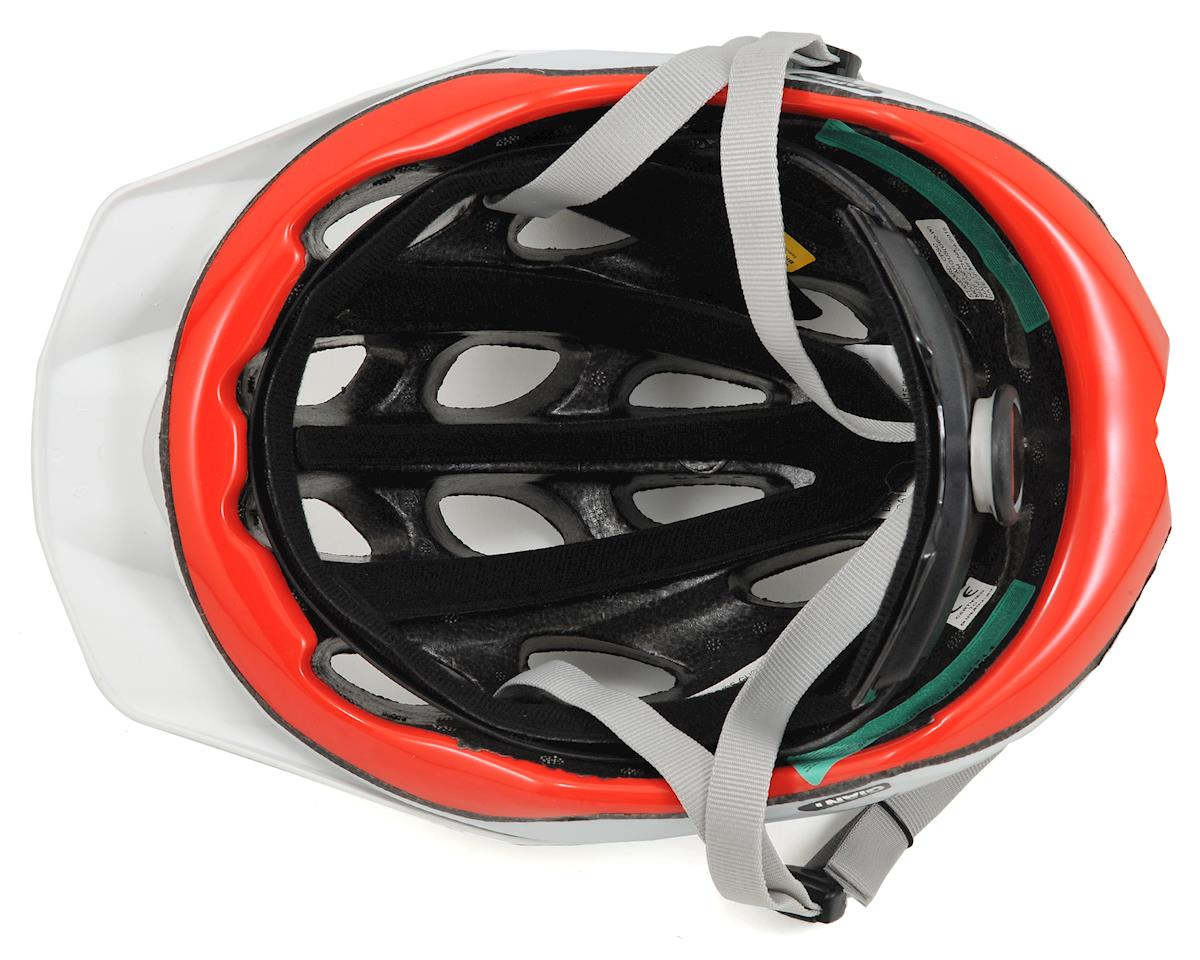 Giant Argus Cycling Helmet (White/Red) (One Size Fits Most)