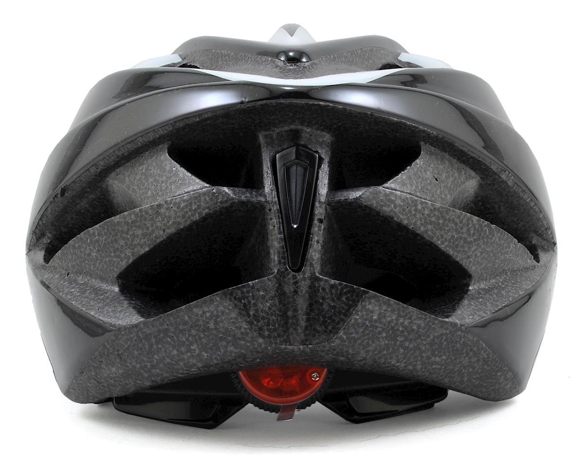 Giant Horizon Bike Helmet (Black/White)