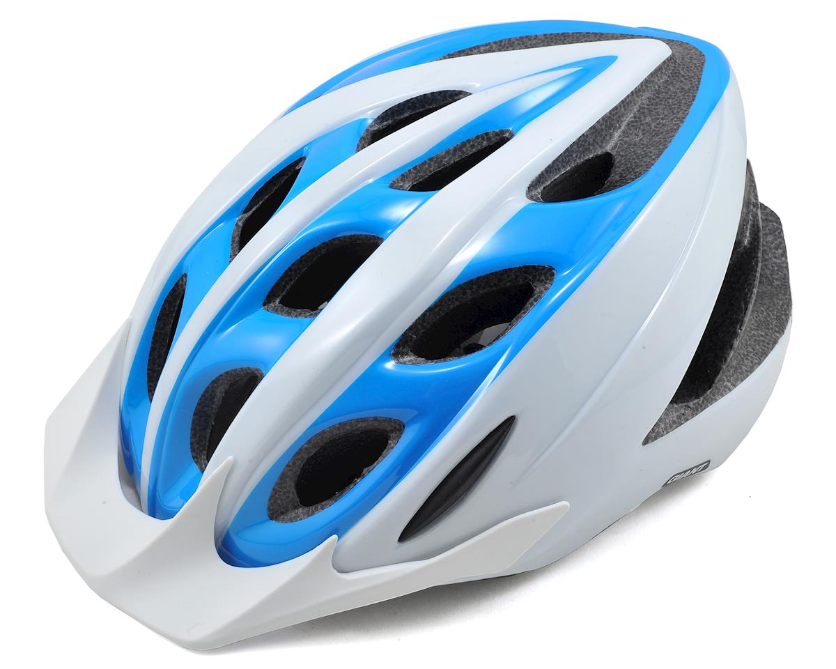 Giant Horizon Bike Helmet (White/Blue) (One Size Fits Most)
