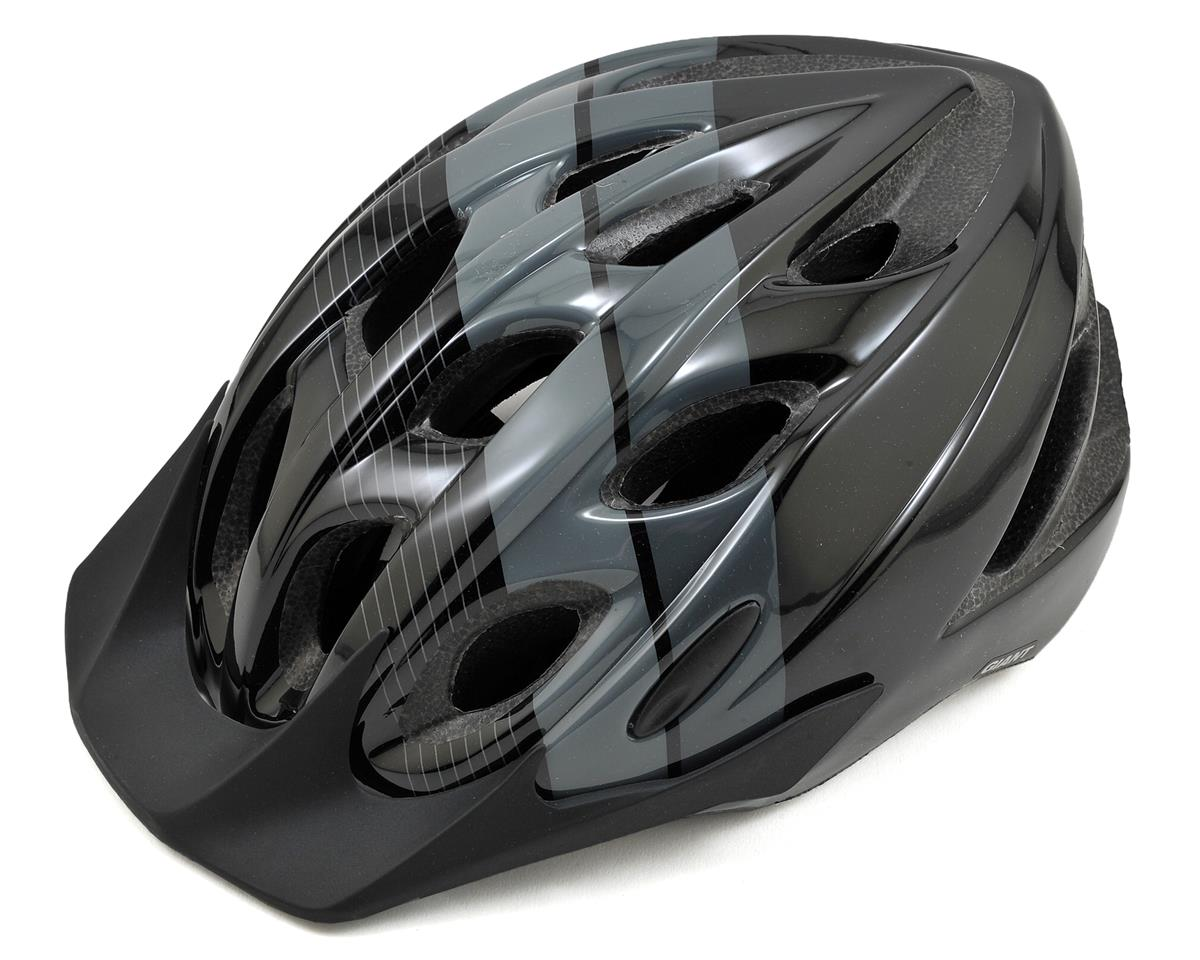 Giant Incite Youth Cycling Helmet (Black/Grey)