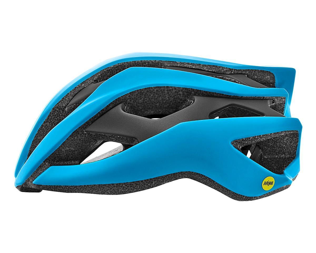 Giant Rev MIPS Road Helmet (Matte Blue/Matte Black)