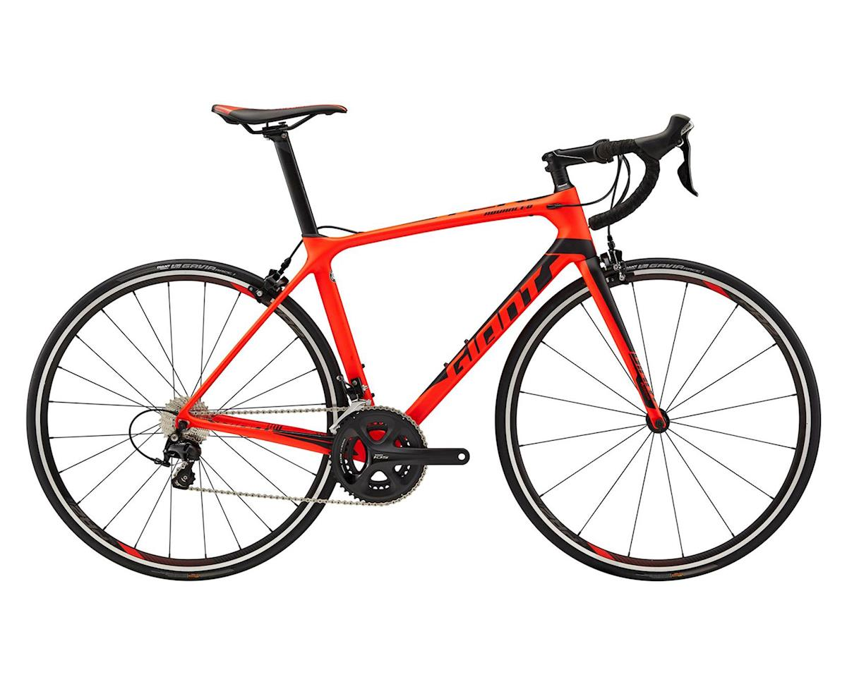 Giant 2018 TCR Advanced 2 (Neon Red)
