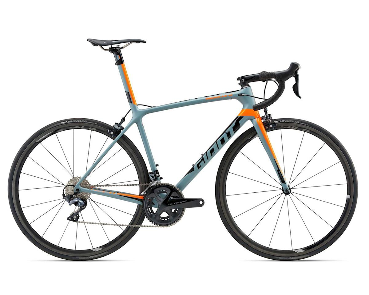 Giant 2018 TCR Advanced SL 2-King Of Mountain (Matt Char/Neon Org/Blk) (L)