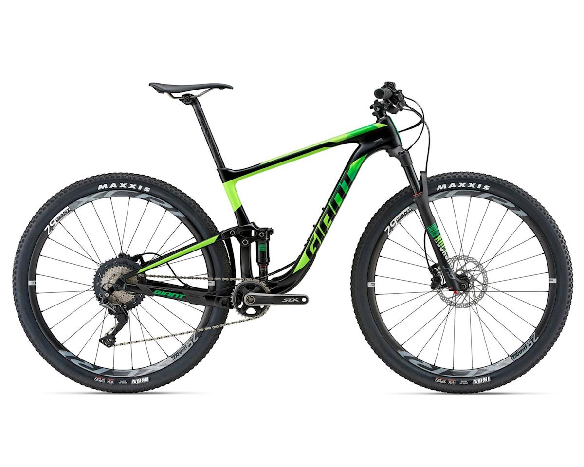 Giant 2018 Anthem Advanced 29er 1 (Satin Black/Neon Green/Yellow)