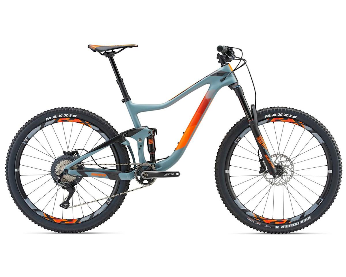 Giant 2018 Trance Advanced 2 (Matte Grey/Neon Orange)