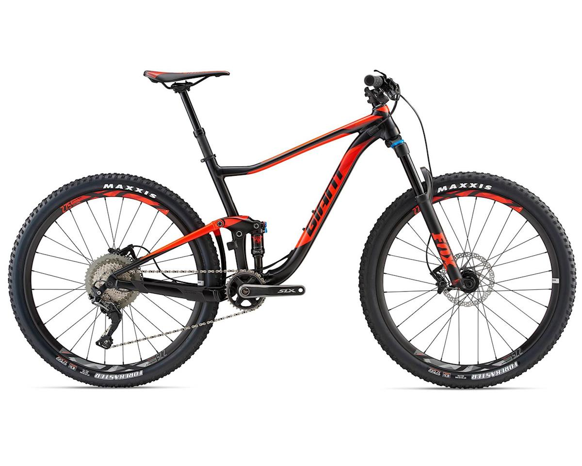 Giant 2018 Anthem 2 (Satin Black/Neon Red) (L)