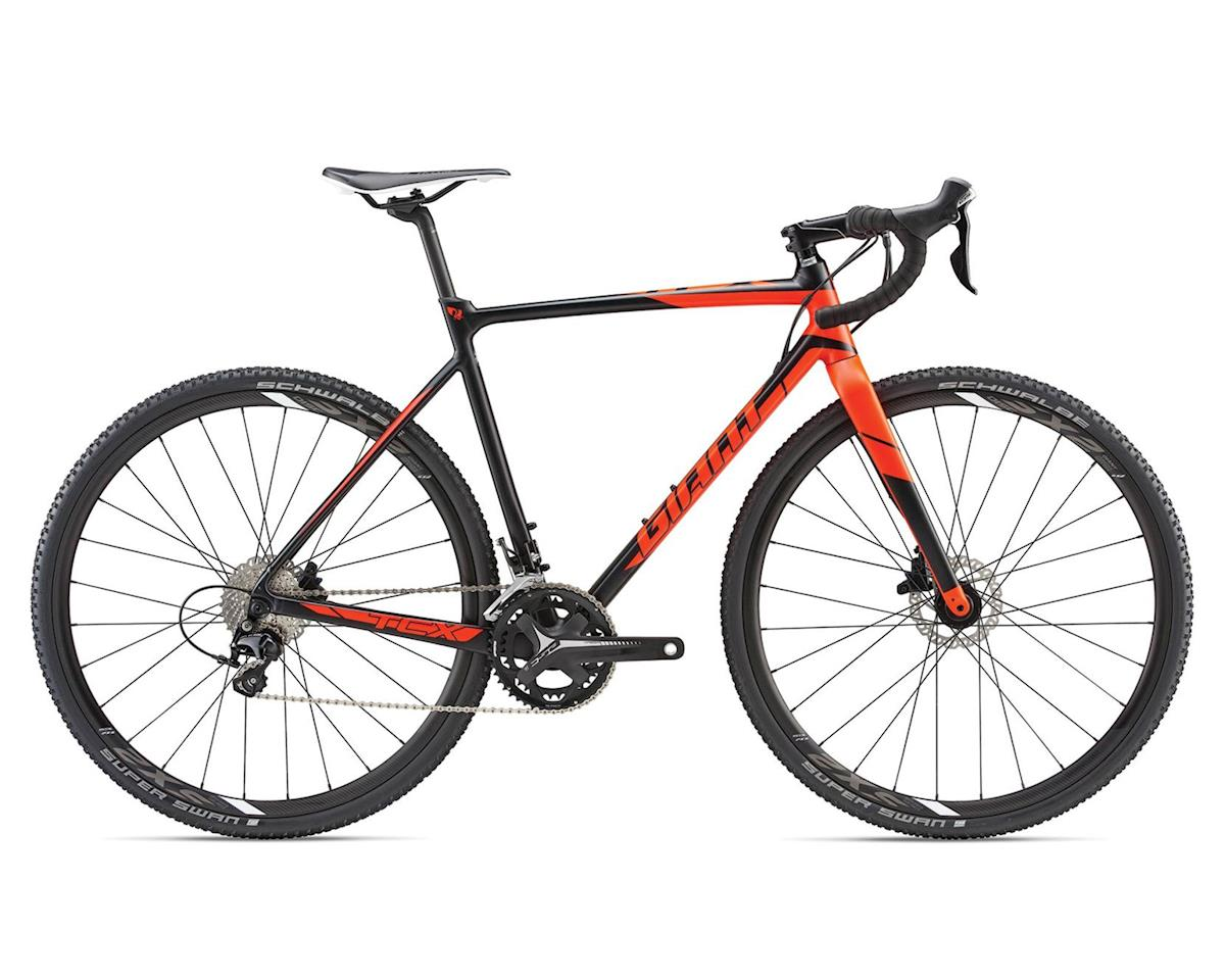Giant 2018 TCX SLR 2 (Matte Black/Neon Red)