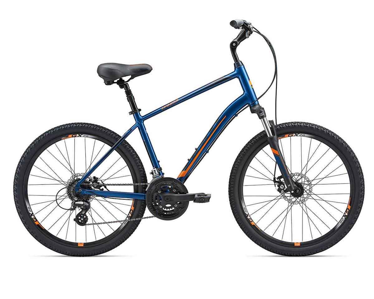 Giant 2018 Sedona DX (Electric Blue/Orange/Black) (S)