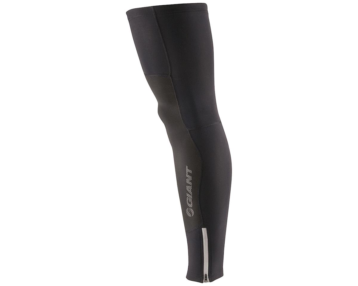 Giant Thermo Leg Warmers (Black) (L)