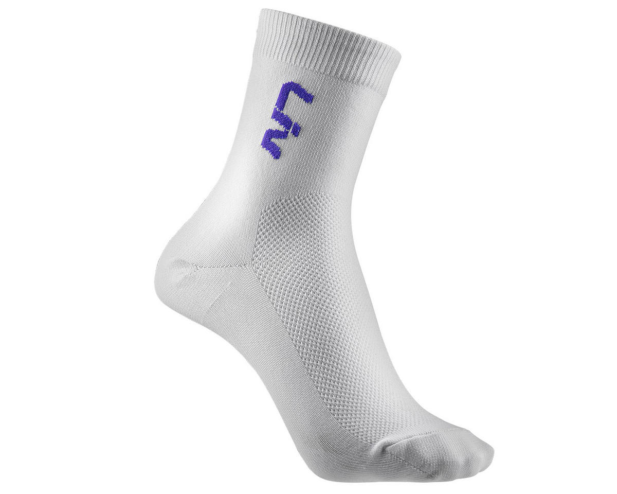 Liv/Giant Sweet Quarter Socks (White) (3-Pack) XS/S