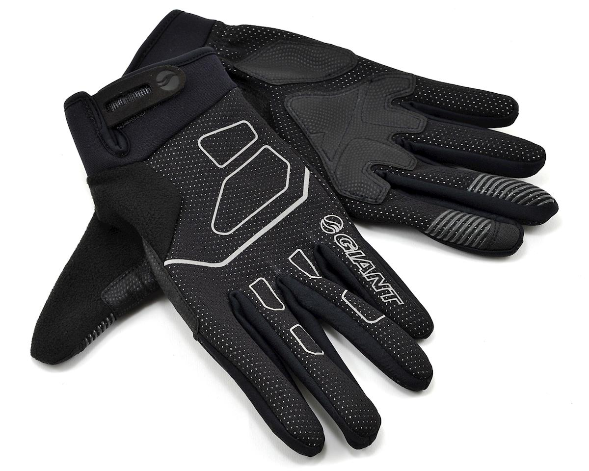 Giant Chill Bike Gloves (Black) (S)