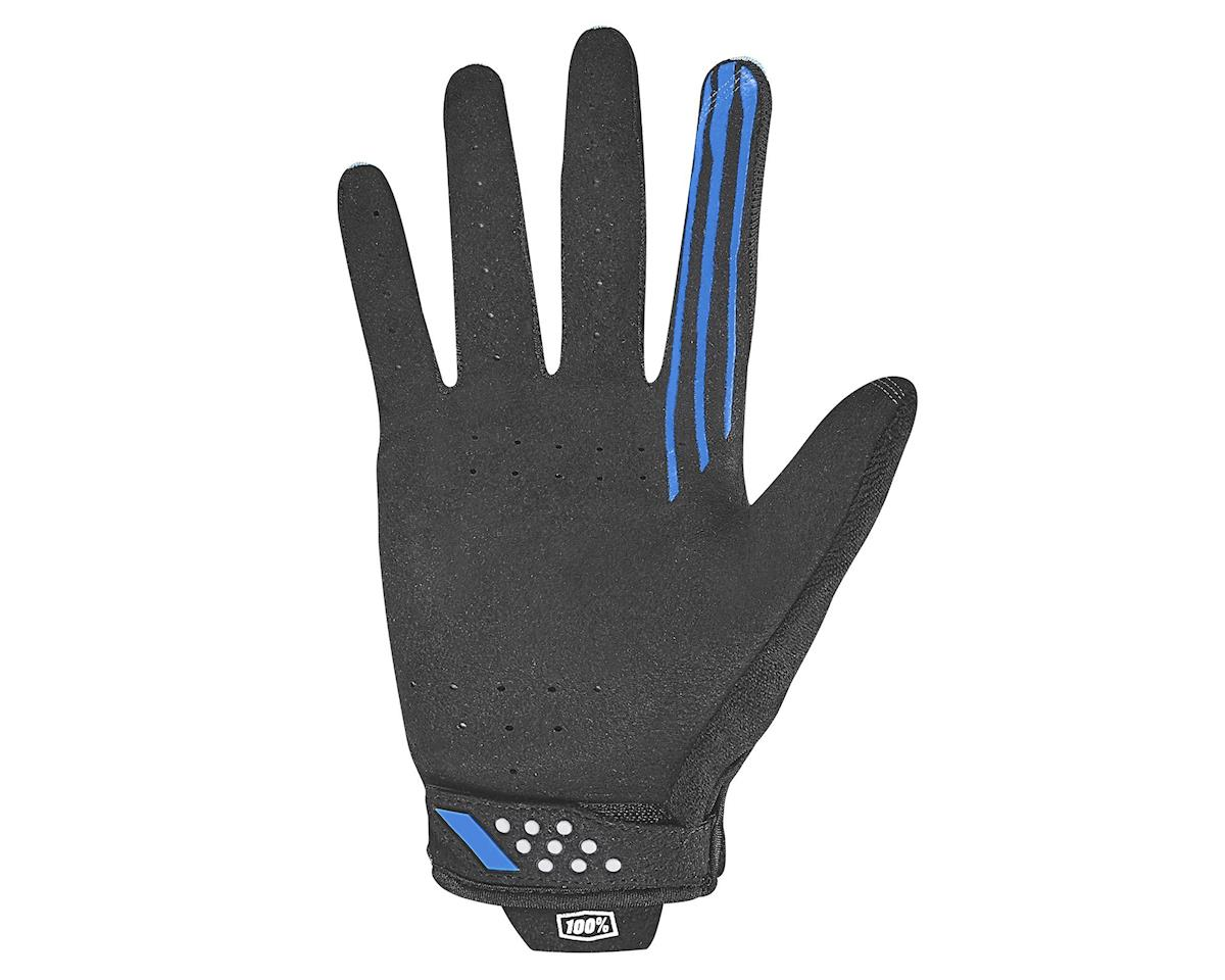 Giant Traverse 100% Long Finger Glove (Black/Grey) (S)
