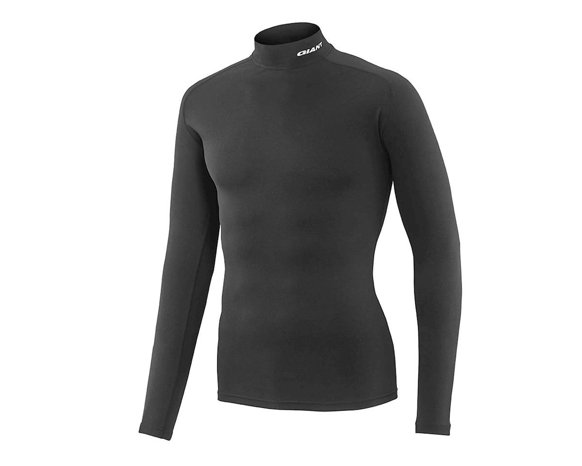 Giant 3D Long Sleeve Baselayer (Black) (L)