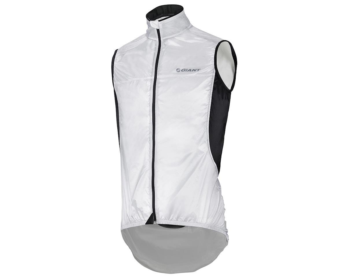 """Giant Superlight """"Wind"""" Bike Vest (White/Black) (S)"""