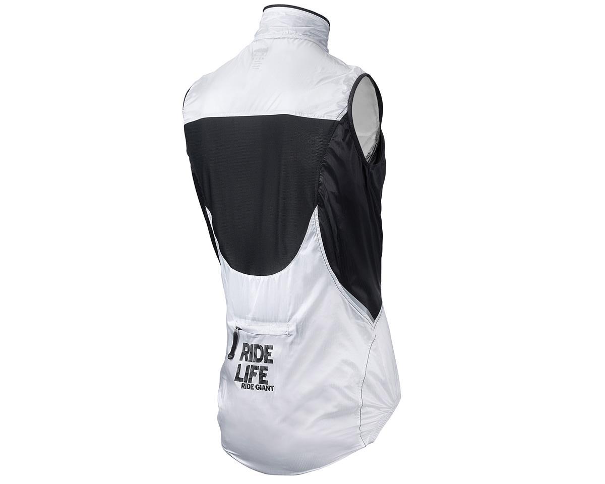 "Giant Superlight ""Wind"" Bike Vest (White/Black) (L)"