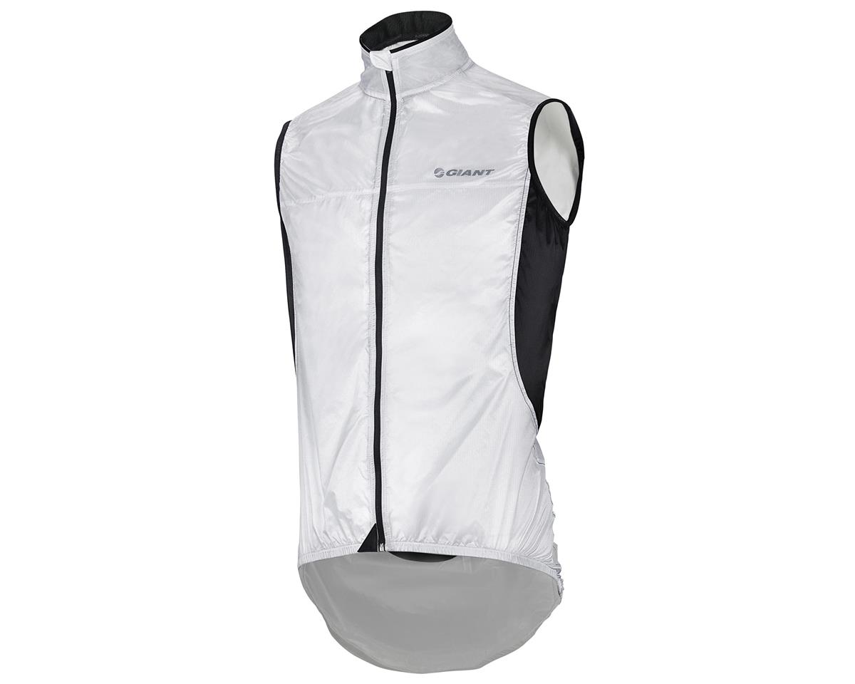 "Giant Superlight ""Wind"" Bike Vest (White/Black) (2XL)"