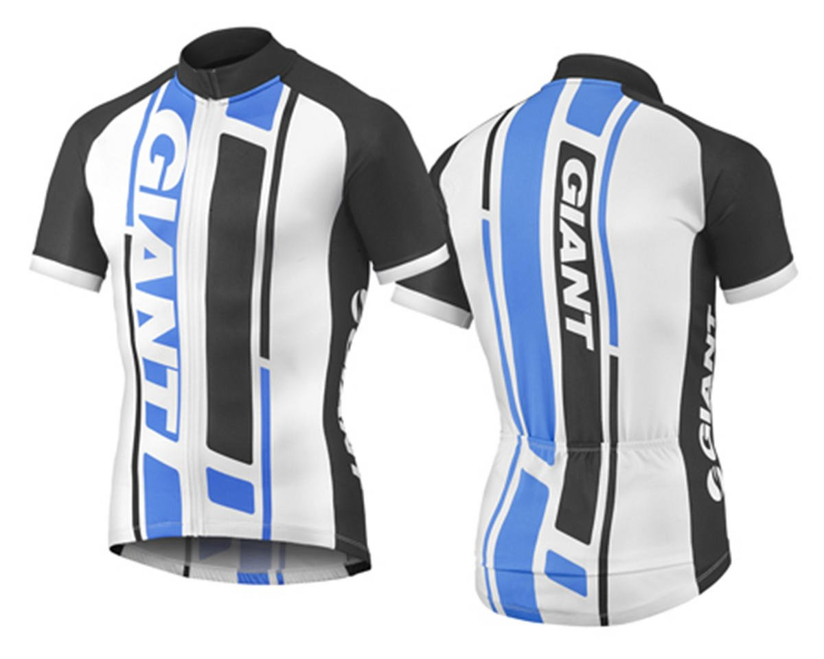 Giant GT-S Bike Jersey (Black/Blue) (S)