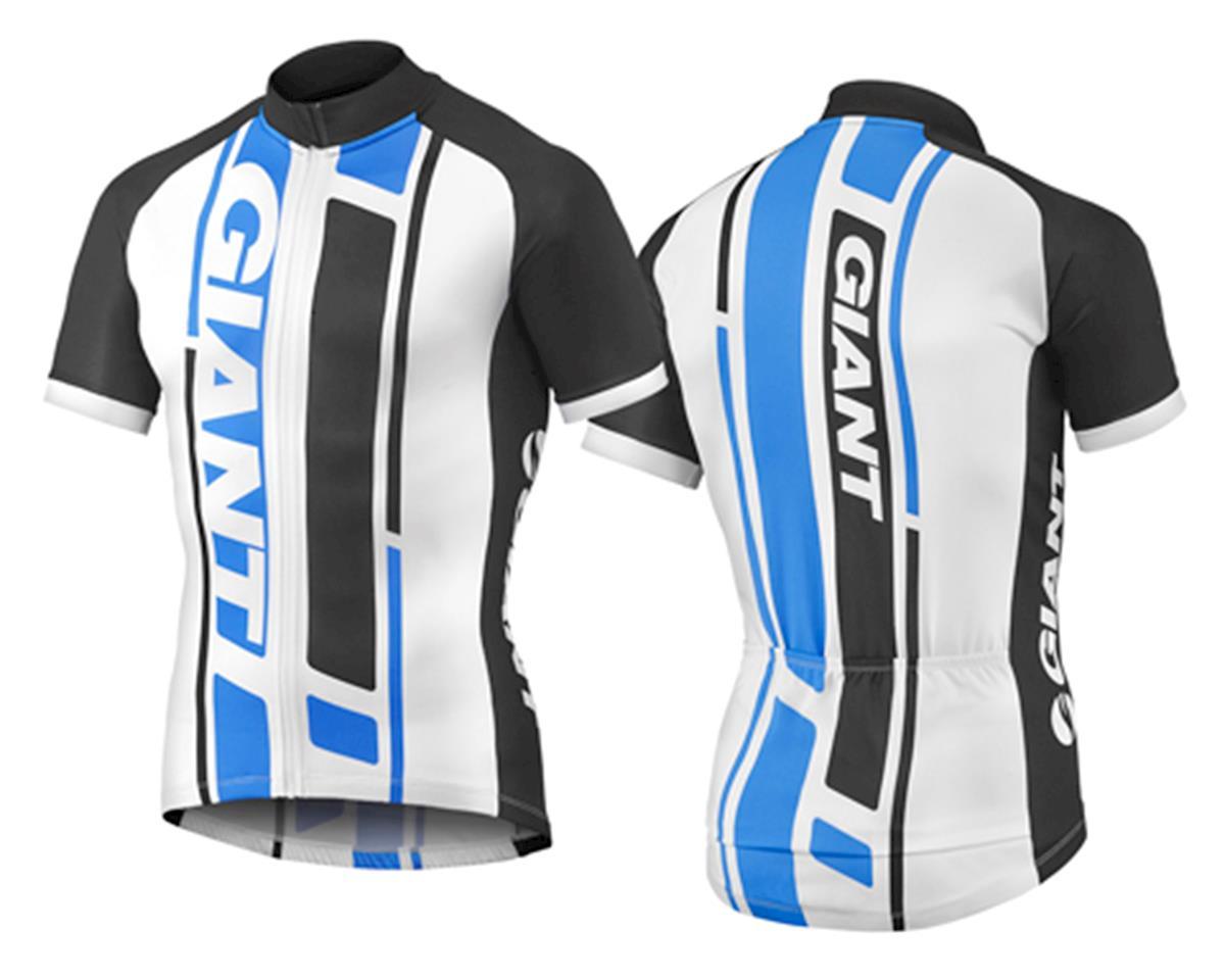 Giant GT-S Bike Jersey (Black/Blue) (L)