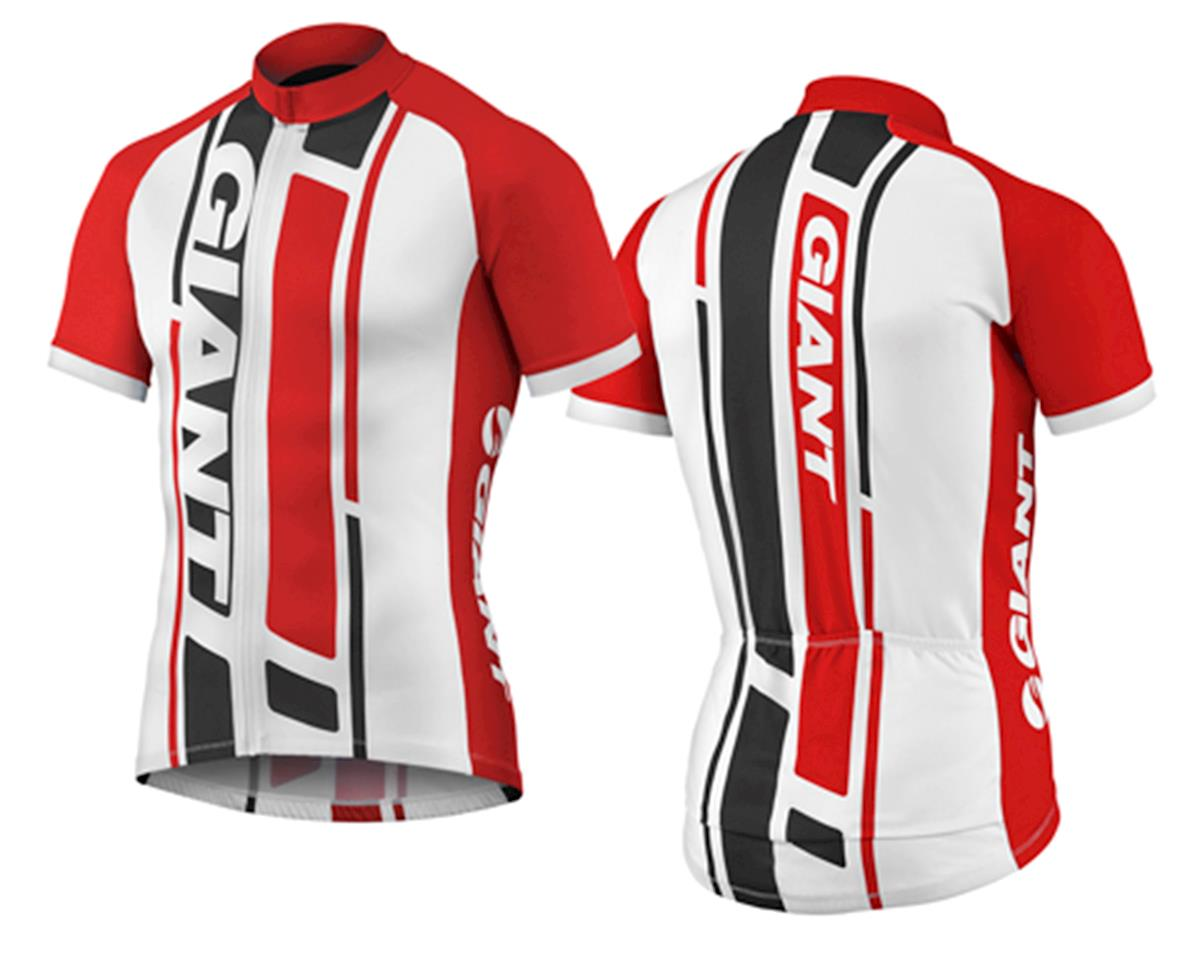 Giant GT-S Bike Jersey (Black/Red) (M)