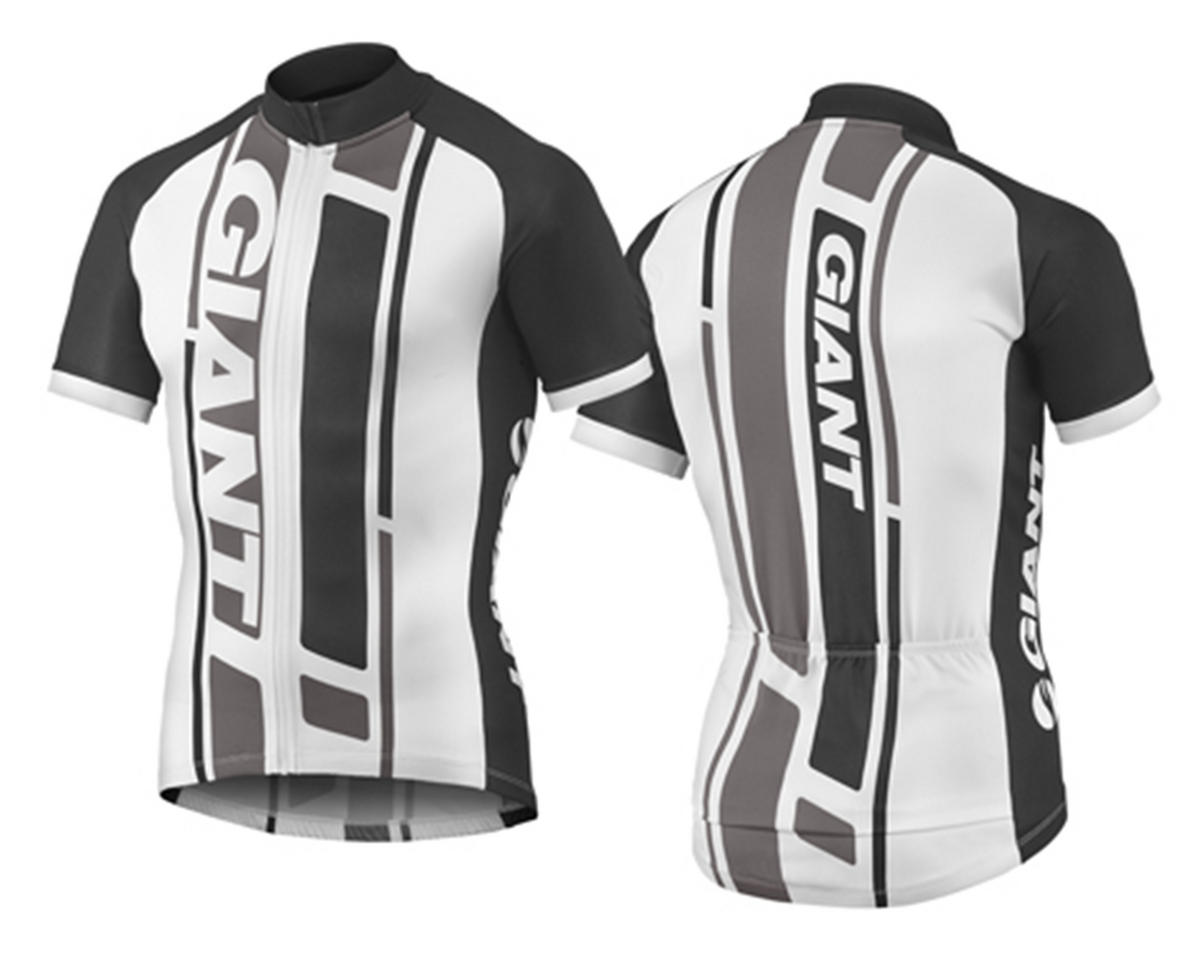 Giant GT-S Bike Jersey (Black/Grey) (S)