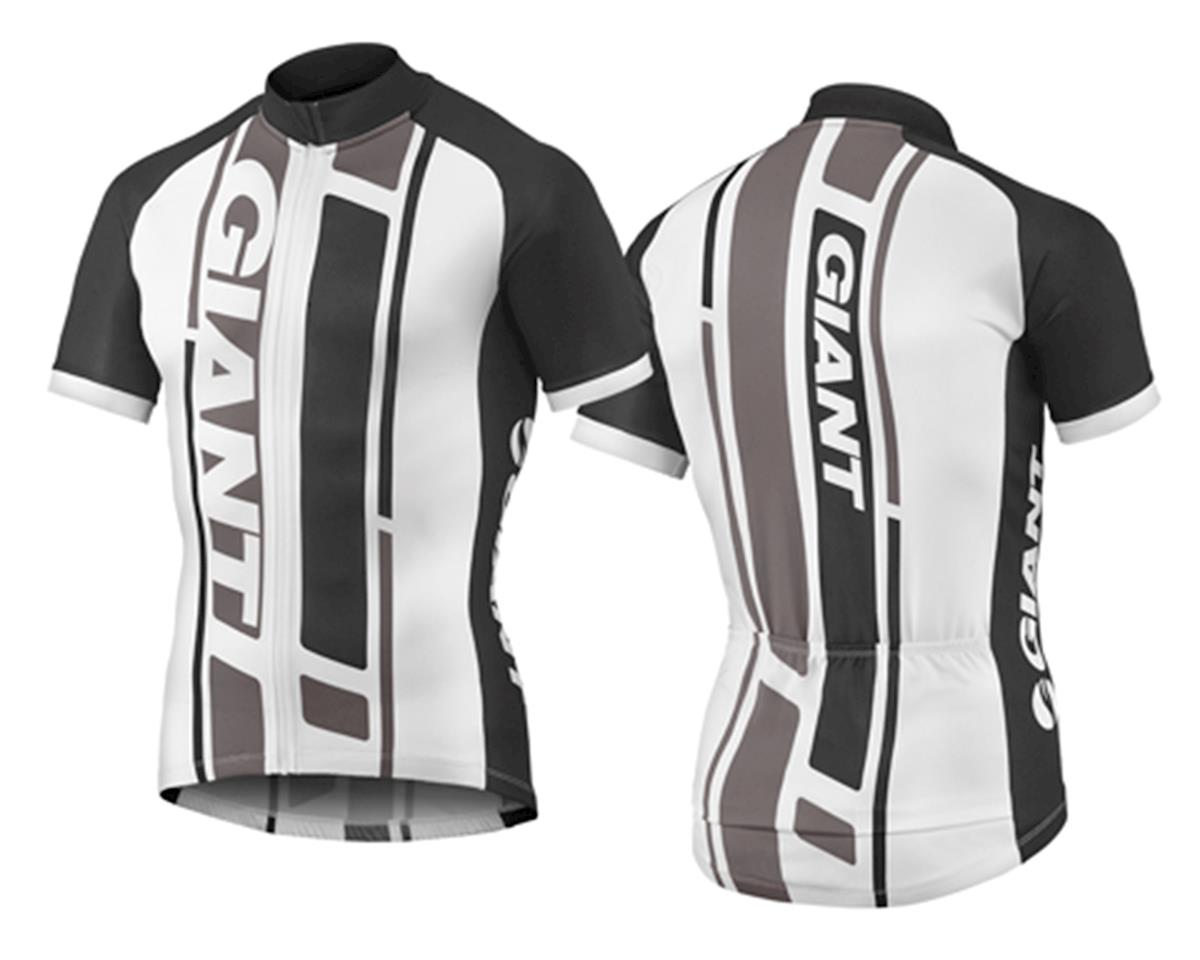 Giant GT-S Bike Jersey (Black/Grey) (L)