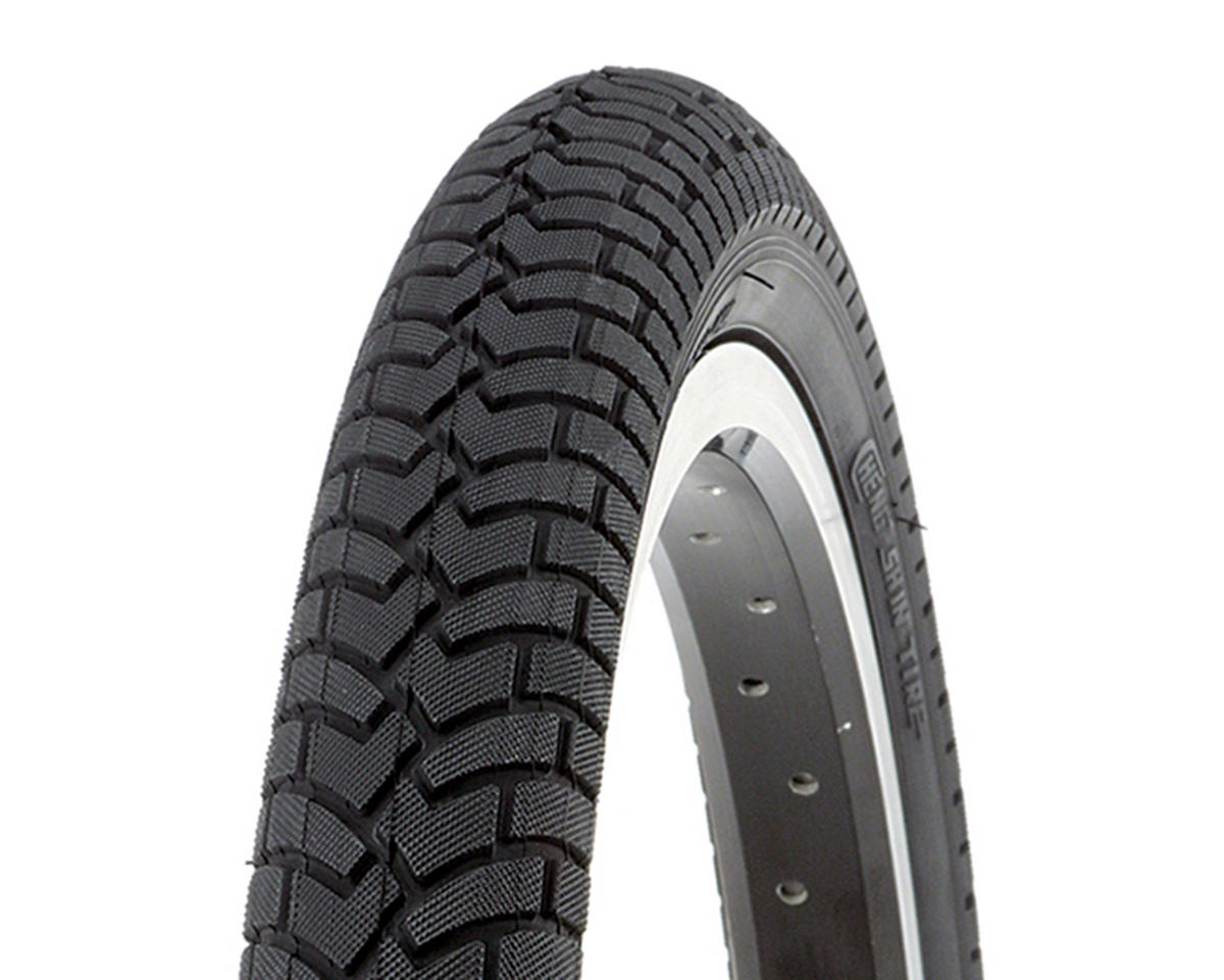 "Giant C1213N 20"" Street Tire (Wire Bead) (Black) (20 x 1.95)"