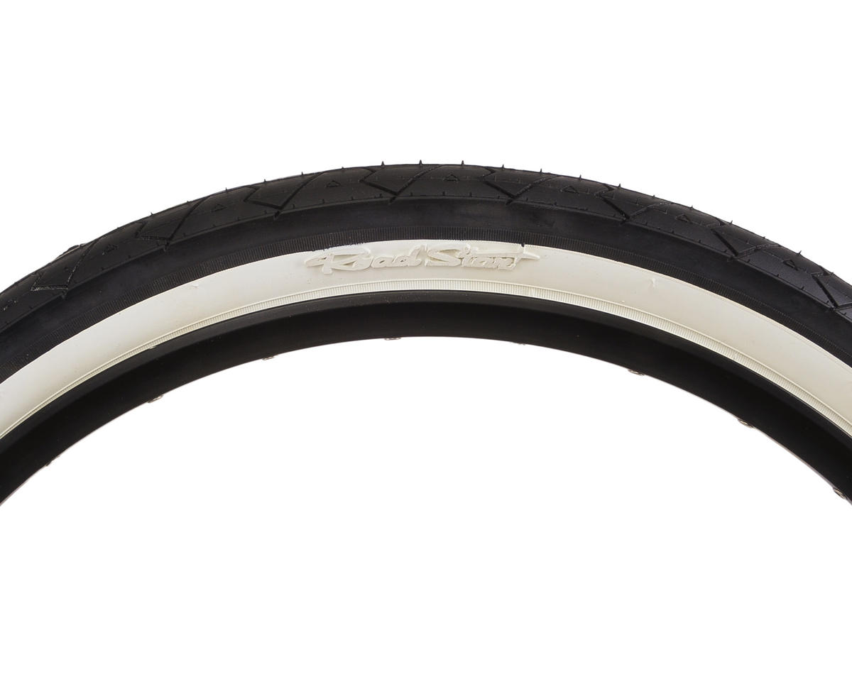 Giant Road Star Cruiser Tire (Wire Bead) (White Wall) (26 x 2.125)